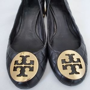 Tory Burch kitten high heels shoes size 8